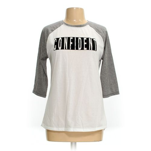 Athletic Works Raglan Shirt in size L at up to 95% Off - Swap.com