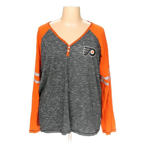 Majestic Raglan Shirt in size 3X at up to 95% Off - Swap.com
