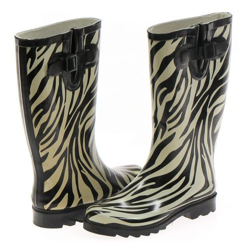 Rasolli Rain Boots in size 7 Women's at up to 95% Off - Swap.com