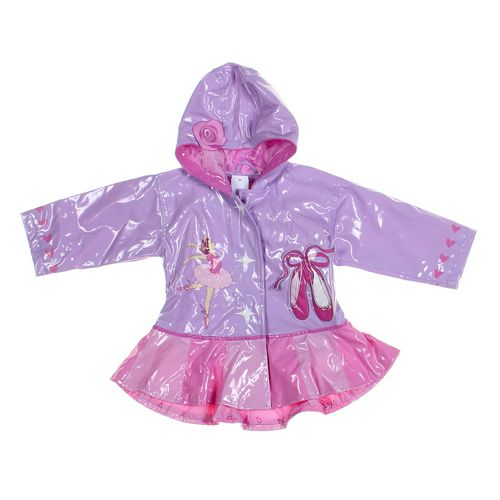 Kidorable Rain Jacket in size 2/2T at up to 95% Off - Swap.com