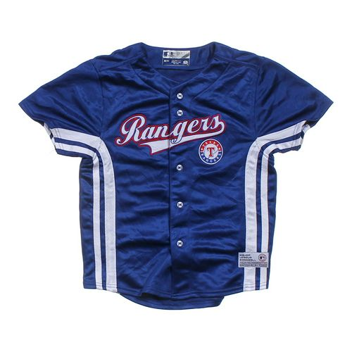 "Genuine Kids from OshKosh ""Rangers"" Jersey in size 8 at up to 95% Off - Swap.com"