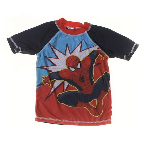 Marvel Rash Guard in size 4/4T at up to 95% Off - Swap.com