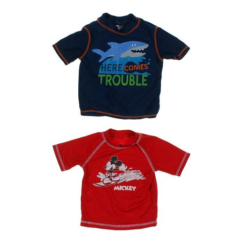 Carter's Rash Guard Set in size 12 mo at up to 95% Off - Swap.com