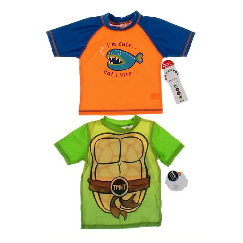 Nickelodeon Rash Guard Set in size 4/4T at up to 95% Off - Swap.com
