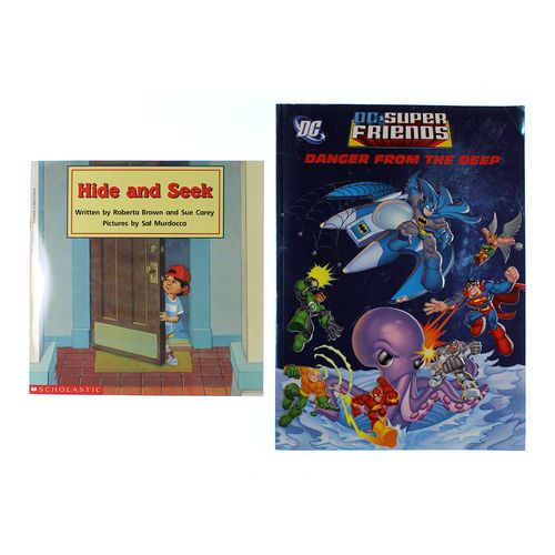 Reading & Coloring Book at up to 95% Off - Swap.com