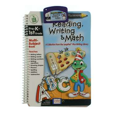 Reading, Writting, & Math Leap Pad for Sale on Swap.com