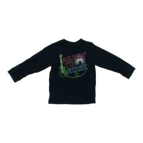 "The Children's Place ""Ready To Rock"" Shirt in size 4/4T at up to 95% Off - Swap.com"