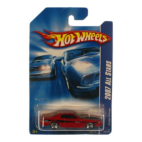 Hot Wheels Red Dodge Charger - Hot Wheels - 154/180 L3107 2007 All Stars at up to 95% Off - Swap.com
