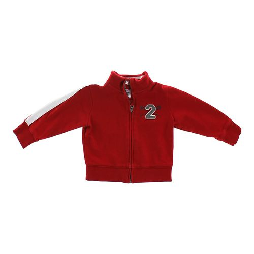 Carter's Red Lacrosse Sweatshirt in size 3/3T at up to 95% Off - Swap.com