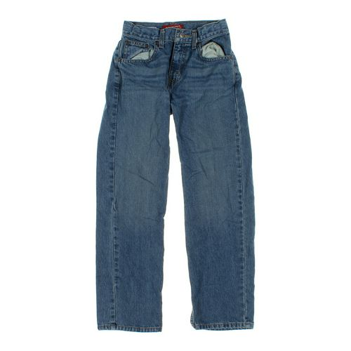 Arizona Relaxed Straight Jeans in size 14 at up to 95% Off - Swap.com