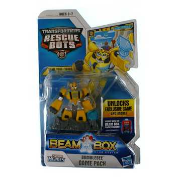 Rescue Bots Beam Box Bumblebee Game Pack for Sale on Swap.com