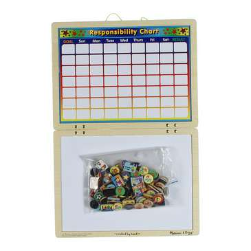 Responsibility Chart for Sale on Swap.com