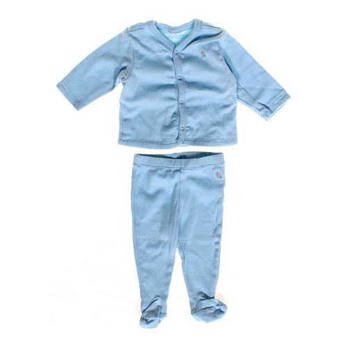 The Children's Place Reversible Shirt & Footed Leggings in size 3 mo at up to 95% Off - Swap.com