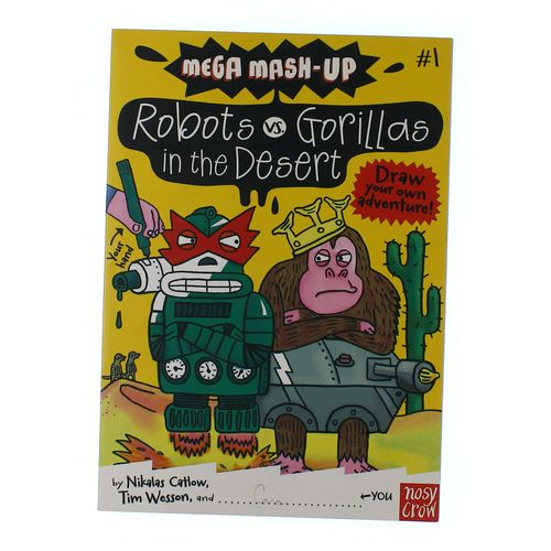 Robots Vs. Gorillas In The Desert at up to 95% Off - Swap.com