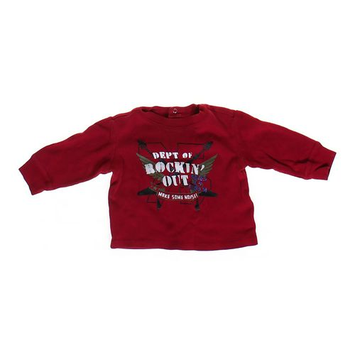 """WonderKids """"Rock Out"""" Shirt in size 12 mo at up to 95% Off - Swap.com"""