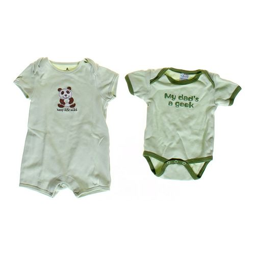 babyGap Romper & Bodysuit Set in size 3 mo at up to 95% Off - Swap.com