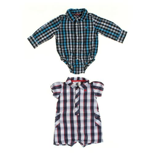 Carter's Romper & Bodysuit Set in size 12 mo at up to 95% Off - Swap.com