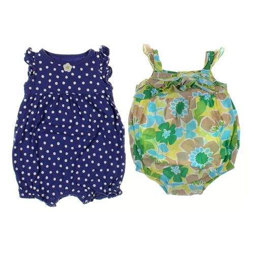 Carter's Romper & Bodysuit Set in size 3 mo at up to 95% Off - Swap.com