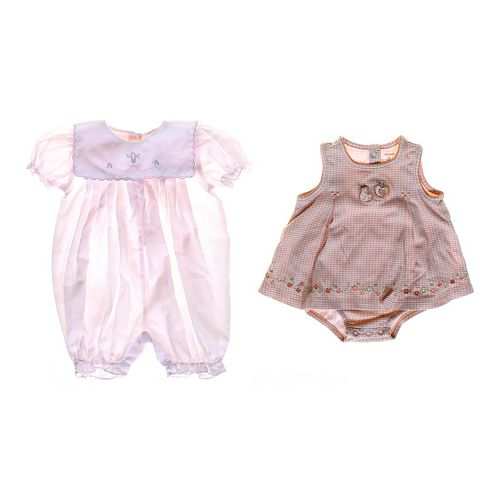 Petit Ami Romper & Bodysuit Set in size 6 mo at up to 95% Off - Swap.com