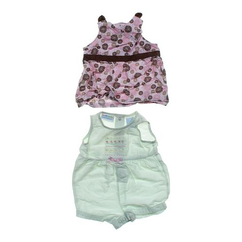 Miniwear Romper & Dress Set in size NB at up to 95% Off - Swap.com