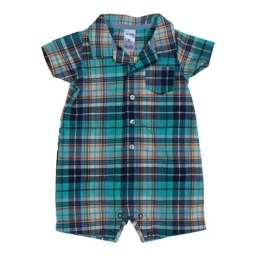 Carter's Romper in size 6 mo at up to 95% Off - Swap.com