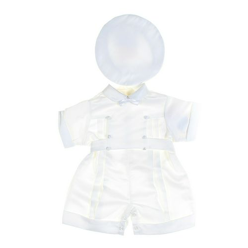 L'Pety Canar Romper in size 12 mo at up to 95% Off - Swap.com