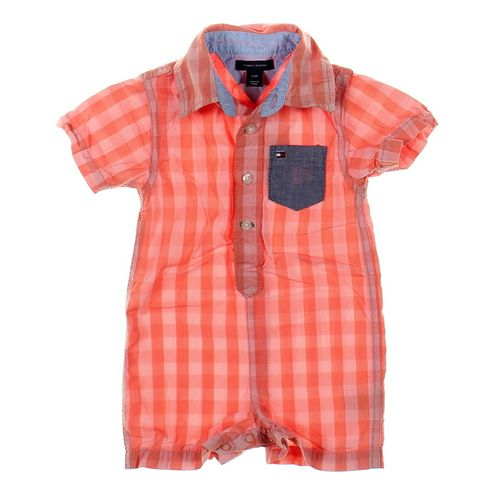 Tommy Hilfiger Romper in size 12 mo at up to 95% Off - Swap.com
