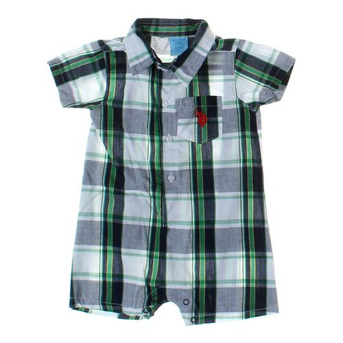 U.S. Polo Assn. Romper in size 6 mo at up to 95% Off - Swap.com