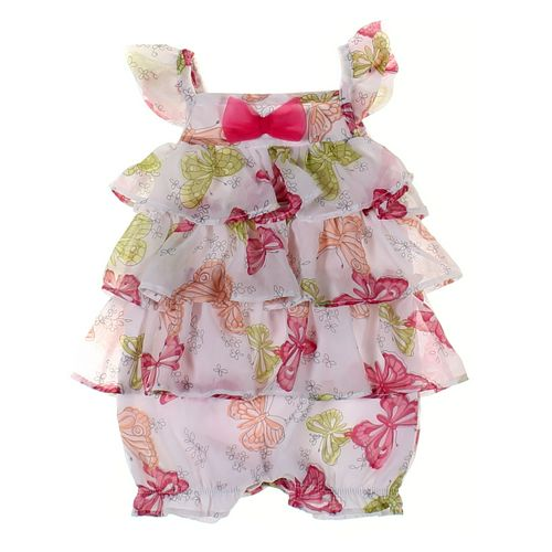 FAO Schwarz Romper in size 6 mo at up to 95% Off - Swap.com