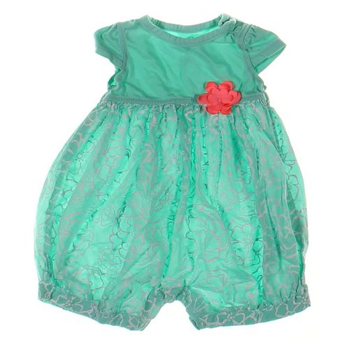 Just One You Romper in size 3 mo at up to 95% Off - Swap.com