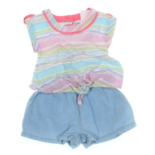 Maggie & Zoe Romper in size 12 mo at up to 95% Off - Swap.com