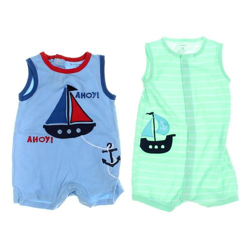 Buster Brown Romper Set in size 12 mo at up to 95% Off - Swap.com