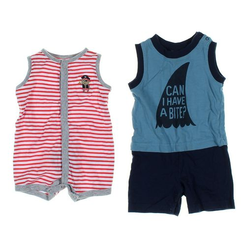 Carter's Romper Set in size 9 mo at up to 95% Off - Swap.com