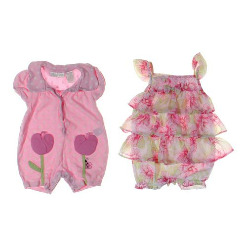 FAO Schwarz Romper Set in size 12 mo at up to 95% Off - Swap.com