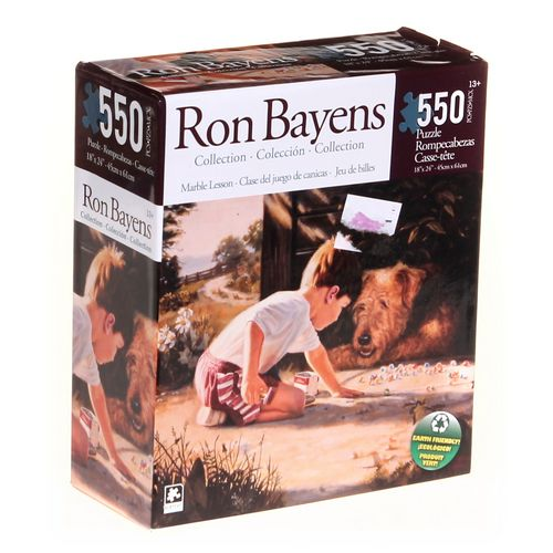 Ron Bayens Ron Bayens Marble Lesson Puzzle at up to 95% Off - Swap.com