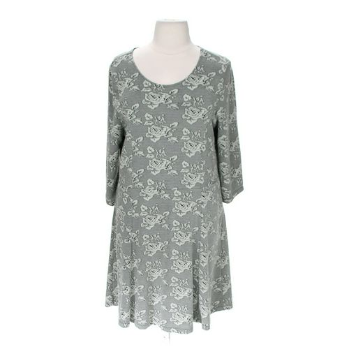 BB Dakota Rose Patterned Dress in size 1X at up to 95% Off - Swap.com