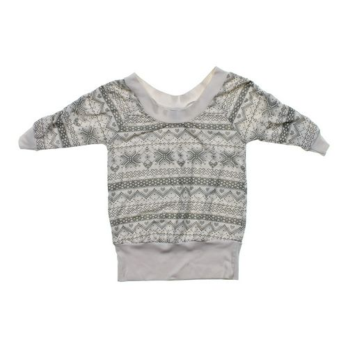 rue21 Round Neck Shirt in size JR 3 at up to 95% Off - Swap.com