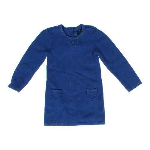 Tommy Hilfiger Round Neck Sweater in size 4/4T at up to 95% Off - Swap.com