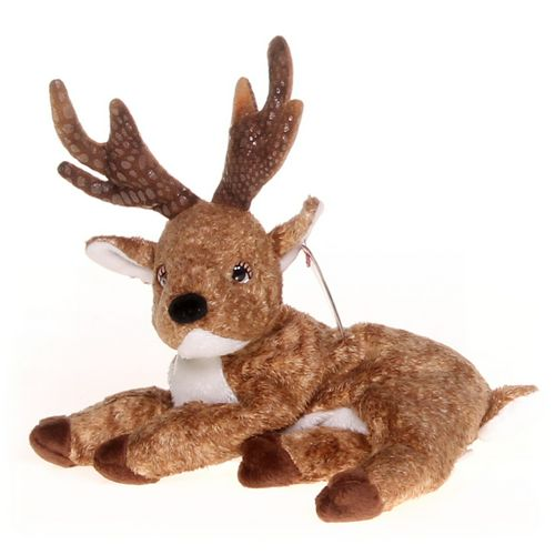 Ty Roxie the Reindeer Beanie Baby at up to 95% Off - Swap.com