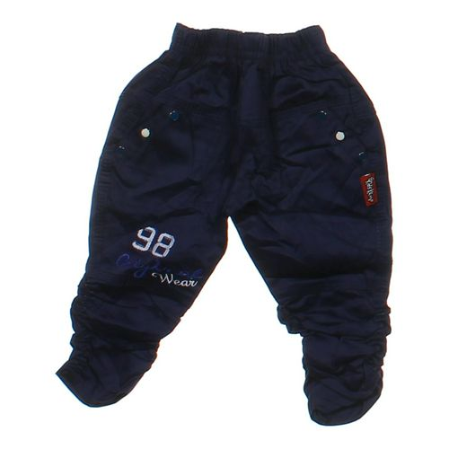 Kids Kamp Ruched Legged Pants in size 6 mo at up to 95% Off - Swap.com