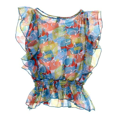 love bird Ruffled Blouse in size 7 at up to 95% Off - Swap.com