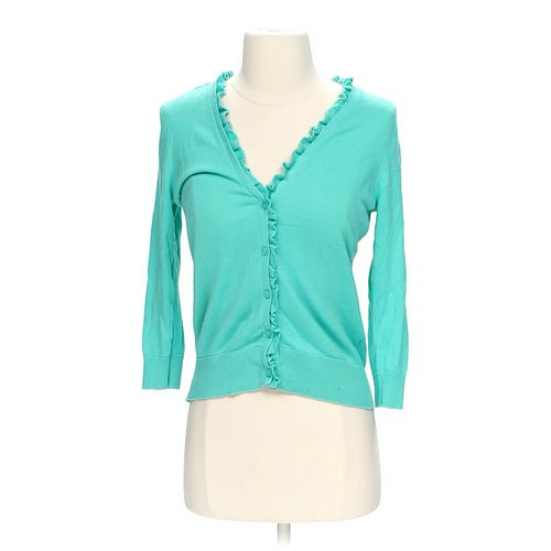 Old Navy Ruffled Cardigan in size S at up to 95% Off - Swap.com