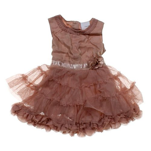 NEXT Ruffled Dress in size 9 mo at up to 95% Off - Swap.com