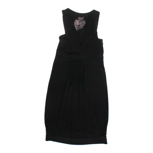 Poof Ruffled Dress in size JR 7 at up to 95% Off - Swap.com
