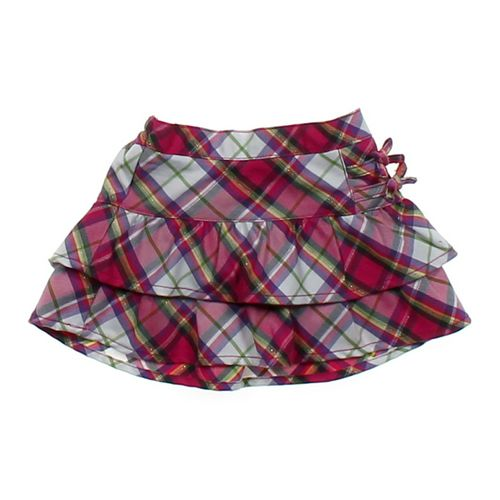 The Children's Place Ruffled Plaid Skirt in size 24 mo at up to 95% Off - Swap.com
