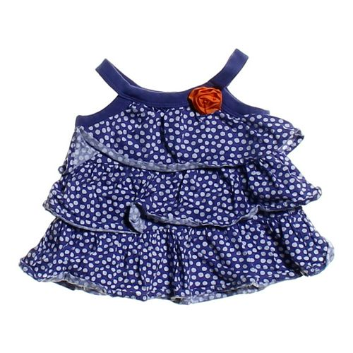 Carter's Ruffled Polka Dot Tank Top in size 3 mo at up to 95% Off - Swap.com