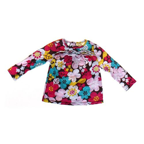 Carter's Ruffled Shirt in size 4/4T at up to 95% Off - Swap.com