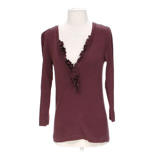 J.Crew Ruffled Shirt in size S at up to 95% Off - Swap.com