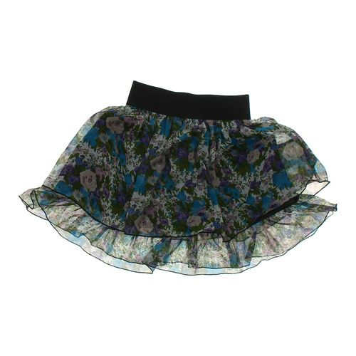 Charlotte Russe Ruffled Skirt in size S at up to 95% Off - Swap.com