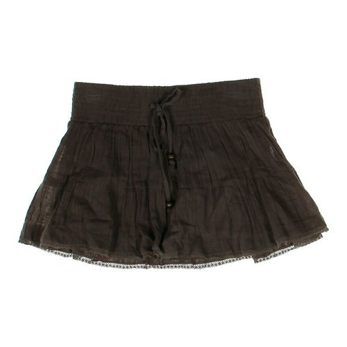 Charlotte Russe Ruffled Skirt in size JR 7 at up to 95% Off - Swap.com